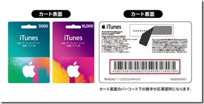 iTunesガード格安購入の流れ